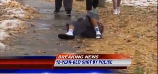 cleveland un ragazzo di 12 anni ucciso per sbaglio dalla polizia