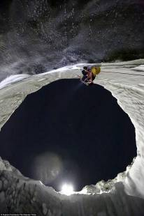 cratere misterioso in siberia 1