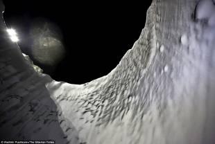 cratere misterioso in siberia 7