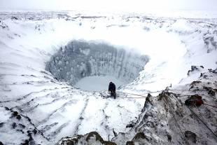 cratere misterioso in siberia 9