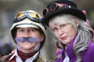 festival steampunk nello yorkshire 9