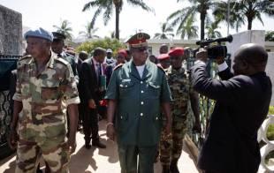 i militari guinea bissau