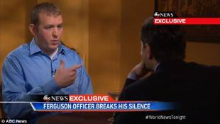 intervista a darren wilson di george stephanopolous