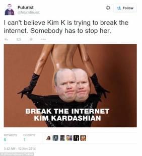 kim kardashian 2parodia