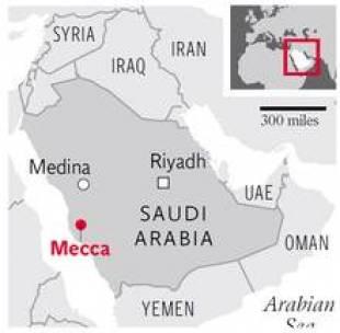 la mecca luogo sacro per l islam