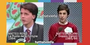 MATTEO RENZI SALVINI QUIZ