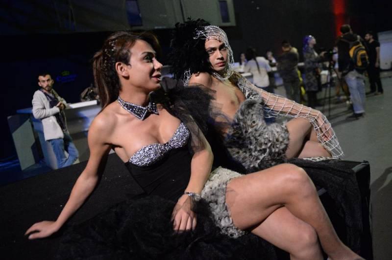 Crossdressercom Fashion Show Video presented by