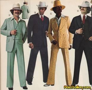 newest 2a212 ae74c Anni 70...il decennio orribile o creativo della moda .