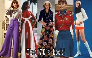 moda anni 70 9