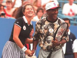 monica seles bill cosby