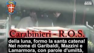 ndrangheta 40 arresti il giuramento 7