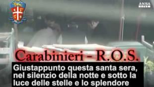 ndrangheta 40 arresti il giuramento 8