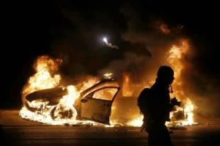 scontri e proteste a ferguson 3