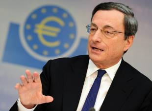 studenti contestano draghi 7