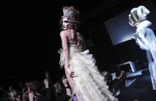 trans fashion show