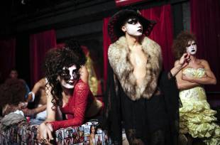 transgender fashion show in turchia