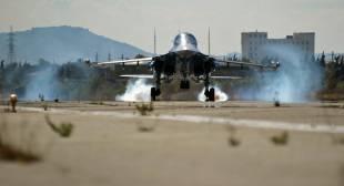 aereo russo decollo