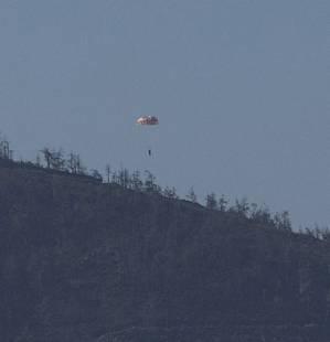 il pilota del jet russo abbattuto 3