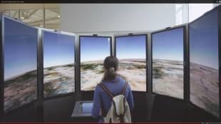 muovi una finestra sullo schermo