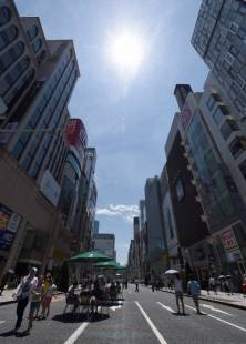 the ginza tokyo
