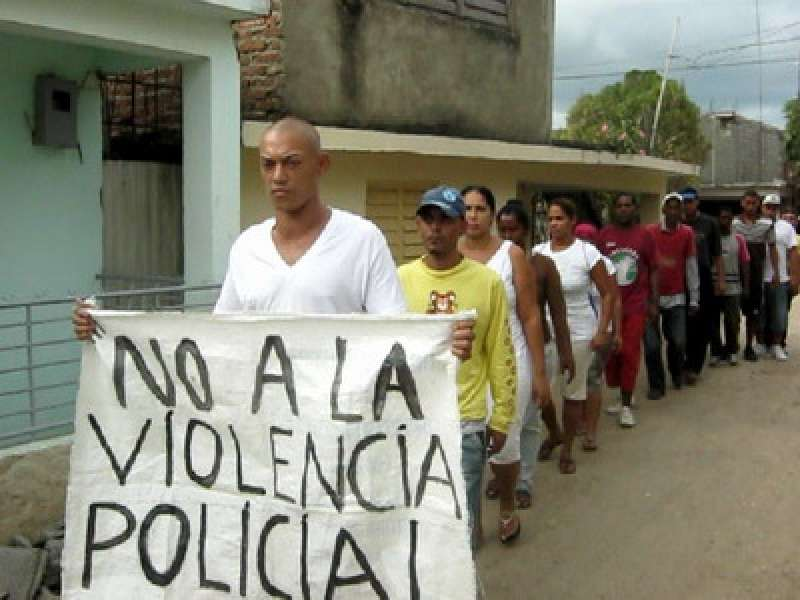 the violation of human rights in cuba A report (pdf) released today by the inter-american commission on human rights condemns in well documented form the growing violation of human rights under the regime of hugo chavez the 302-page.