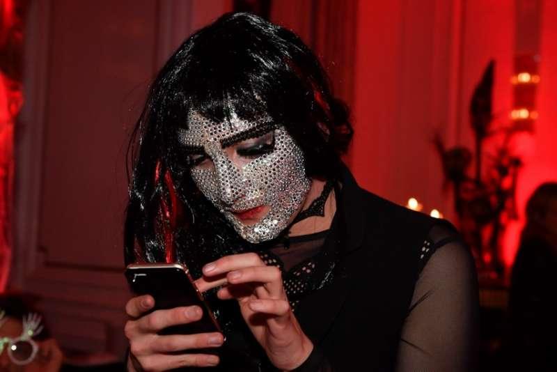 cafonal halloween chic  choc - al  raspoutine  di palazzo dama va in ... 9f4ff3cc2e4e