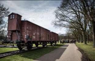 treno olocausto