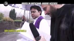 il servizio delle iene sugli abusi ai chierichetti del papa in vaticano 2