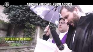 il servizio delle iene sugli abusi ai chierichetti del papa in vaticano 3
