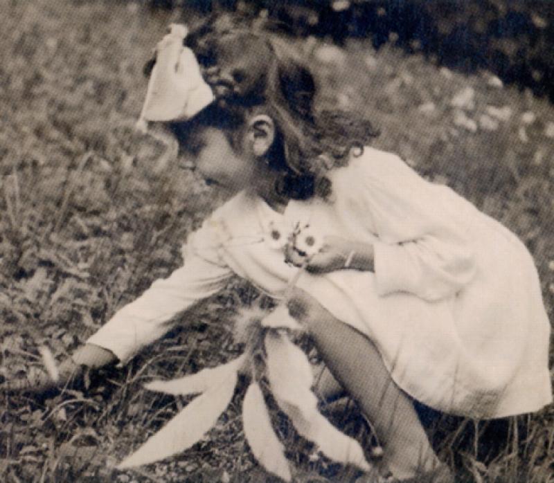 La Mamma Di Alba Parietti Da Bambina Dago Fotogallery