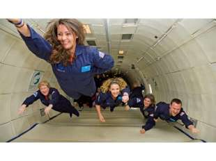 turisti nello spazio