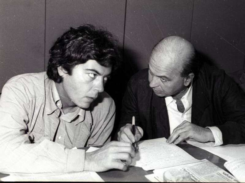 claudio martelli e bettino craxi