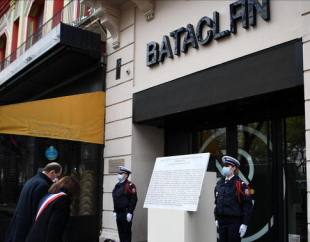 commemorazione bataclan