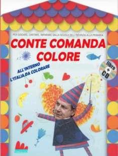 CONTE COMANDA COLORE