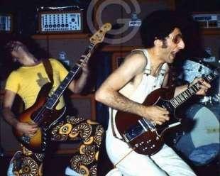 franco battiato nel 1972