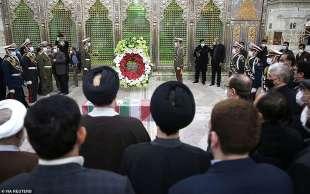 funerale di moshen fakhrizadeh 12