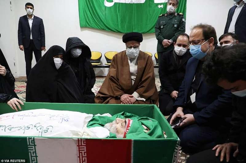funerale di moshen fakhrizadeh 15