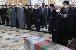 funerale di moshen fakhrizadeh 16