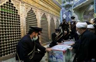 funerale di moshen fakhrizadeh 17