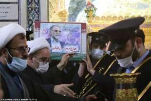 funerale di moshen fakhrizadeh 19