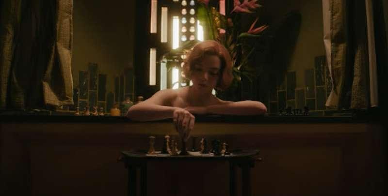 la regina degli scacchi 4