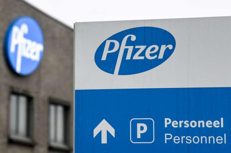 La sede di Pfizer a Puurs in Belgio