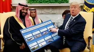 mohammed bin salman trump visit da cbc