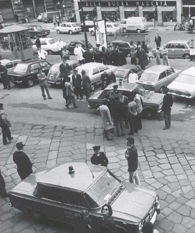 omicidio luigi calabresi a milano 17 maggio 1972
