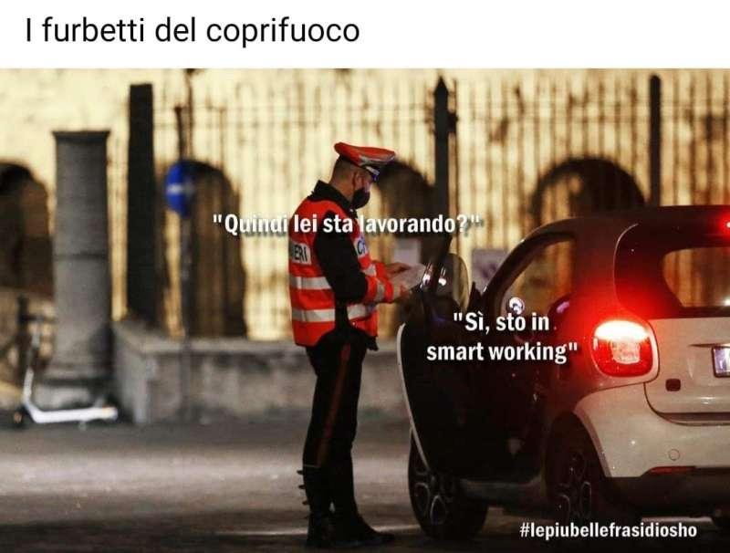 SMART WORKING OSHO LOCKDOWN