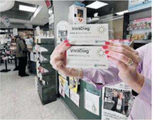 tamponi rapidi in farmacia