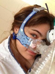 caterina la ragazza malata che difende la sperimentazione sugli animali