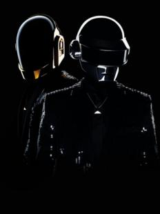 Il misterioso duo francese Daft Punk