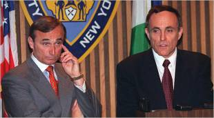 bratton e giuliani