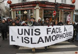 contro l islamofobia in francia